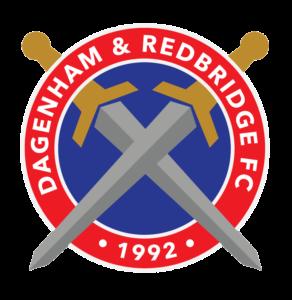 Dagenham_&_Redbridge_F.C._New_Logo
