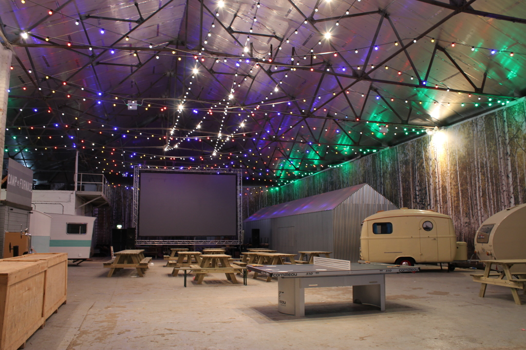 Camp and Furnace - Camp