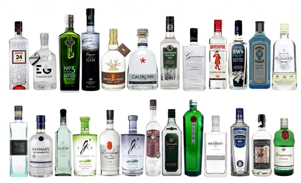 The Great British Gin Revival